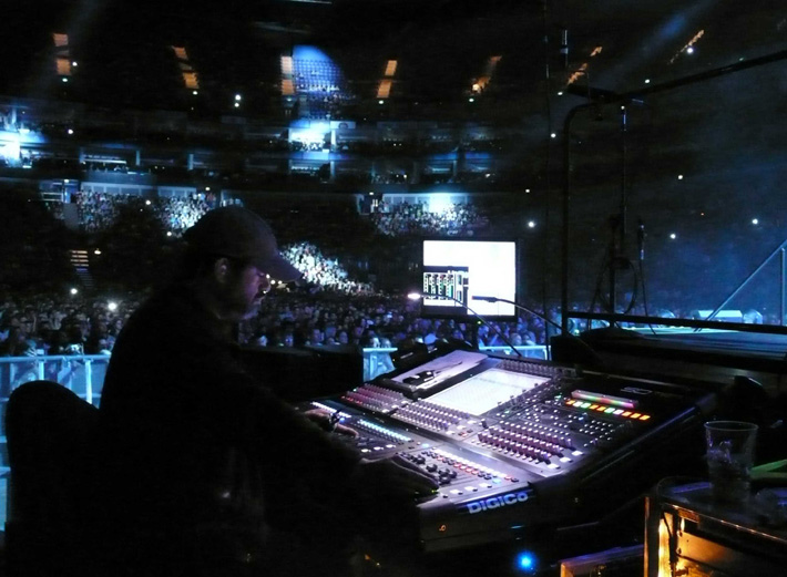 DiGiCo for Alicia Keys