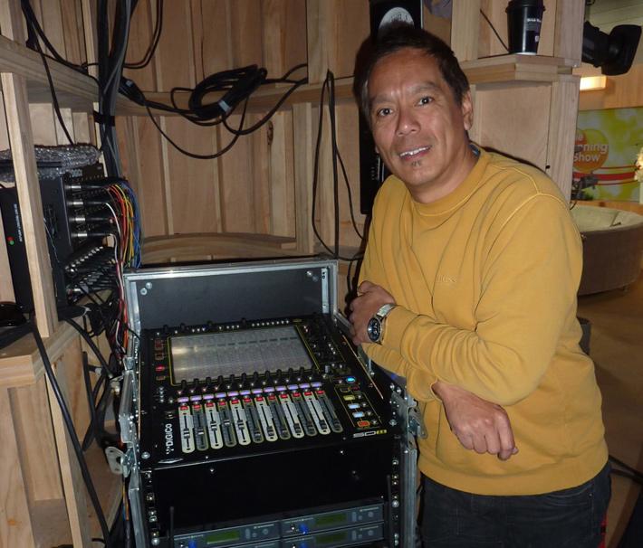 Audio Systems Australia with DiGiCo