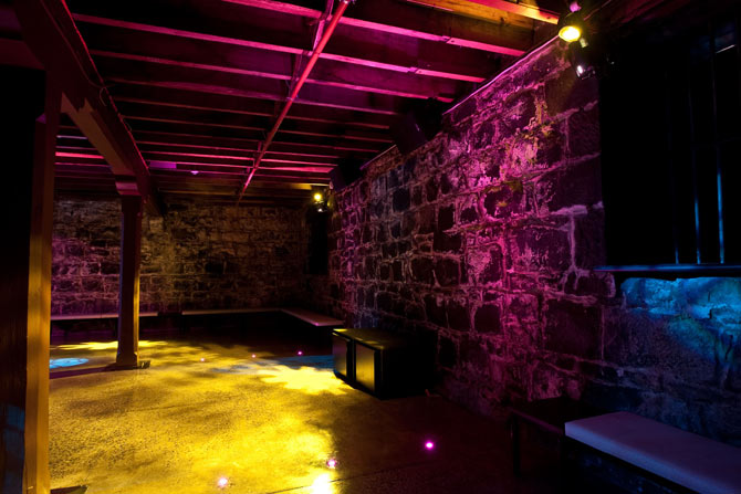 Bluestone Bar - Basement