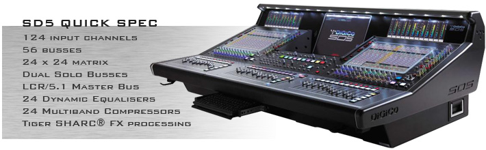 DiGiCo SD5B