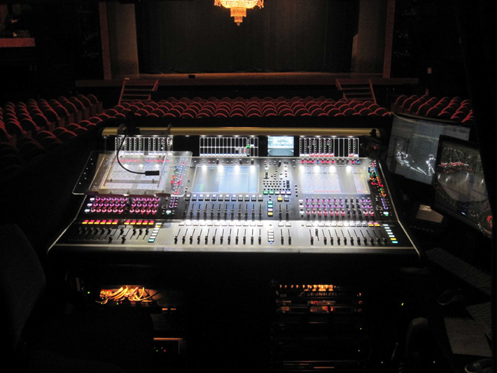 Disney and DiGiCo