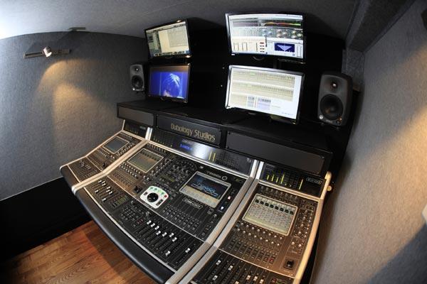 Inside of DubMobile
