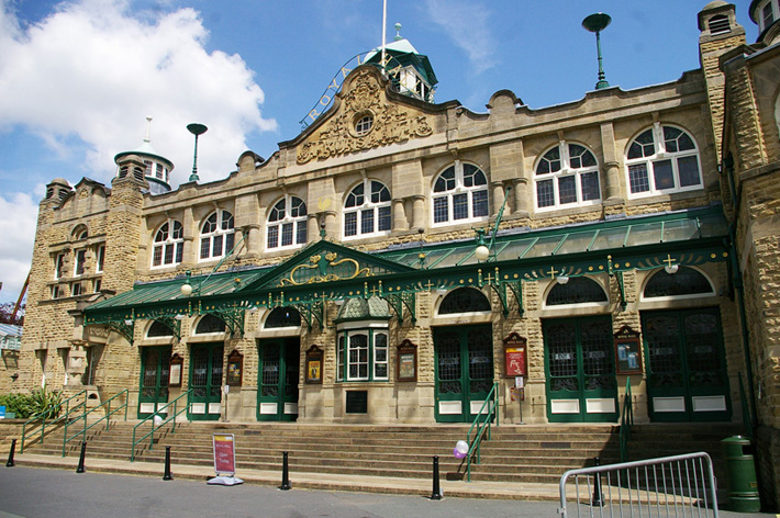 Harrogate's iconic Royal Hall