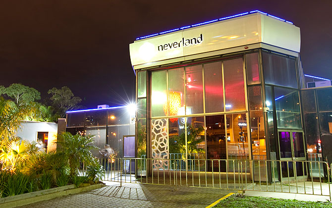 Melbourne's Latest Superclub - Neverland