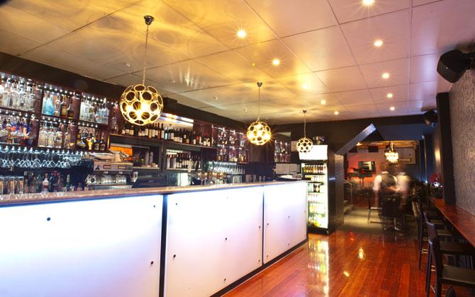 The New York Hotel Bar
