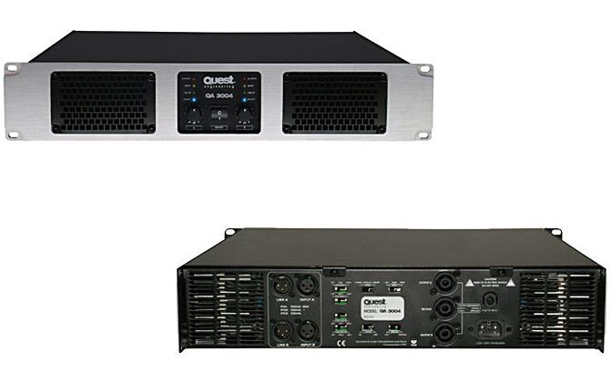 QA3004 Amplifier