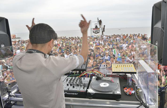 RCF DJ