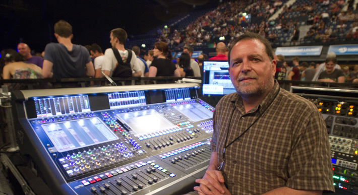 DiGiCo SD7 - Jon Lemon