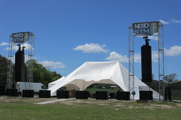 Nexo STM Launch 2012