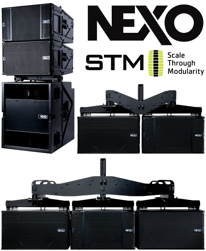 Nexo STM System Calculator