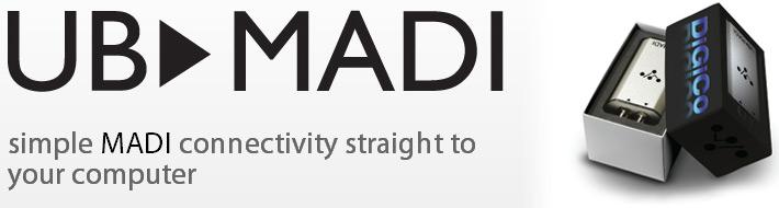 DiGiCo UB-MADI